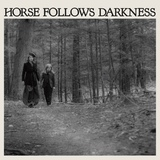 Horse Follows Darkness by Delia Gonzalez
