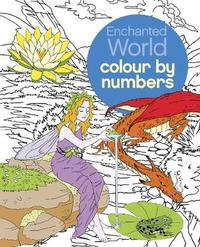 Colour by Numbers Enchanted World