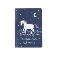 Starlight Unicorn A5 Notebook image