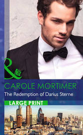 The Redemption Of Darius Sterne by Carole Mortimer
