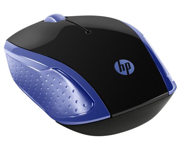 HP 200 - Wireless Mouse (Modern Blue)