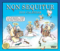 Non Sequitur 2019 Day-to-Day Calendar by Wiley Miller