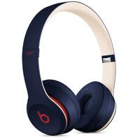 Beats Solo3 Wireless On-Ear Headphones - Club Navy image