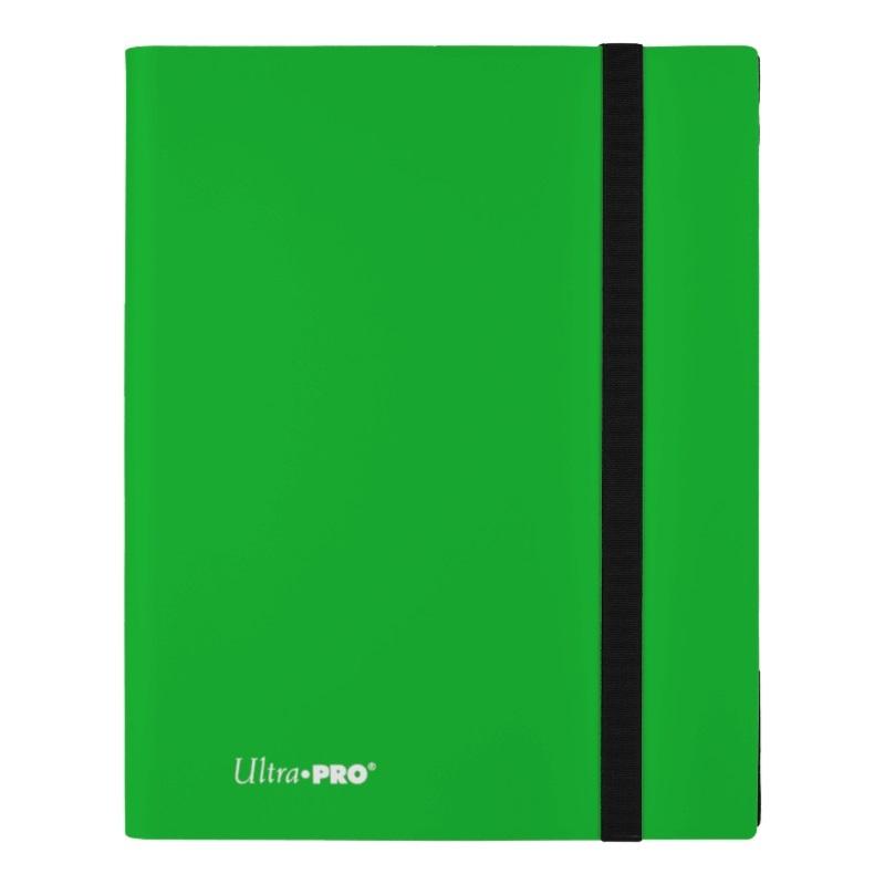 Ultra Pro: 9-Pocket Eclipse Pro Binder - Lime Green image