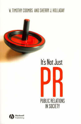 It's Not Just PR: Public Relations in Society by Frances Reynolds image