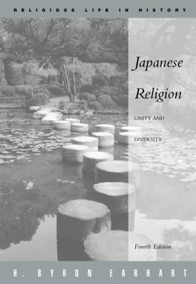 Japanese Religion: Unity and Diversity by H.Byron Earhart image