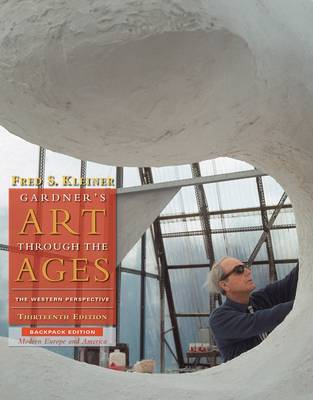 Gardner's Art Through the Ages, Book D: The Western Perspective, Backpack Edition: Modern Europe and America by Fred S Kleiner image