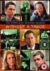 Without A Trace - Season 2 on DVD