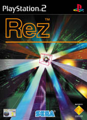 Rez for PlayStation 2