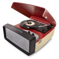 Crosley Collegiate Portable USB Turntable (Red)