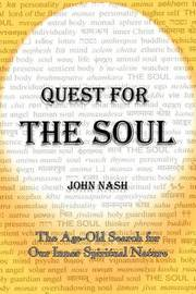 Quest for the Soul by John Nash image
