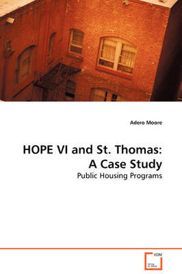 Hope VI and St. Thomas by Adero Moore image