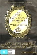 WWE - The Most Powerful Families In Wrestling (2 Disc Set) on DVD
