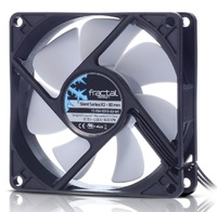 Fractal Design: Silent Series R3 Case Fan - 80mm