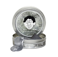 Crazy Aarons Thinking Putty: Quicksilver Magnetic Putty