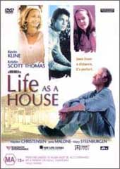 Life As A House on DVD