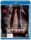 Discopath on Blu-ray