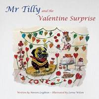 Mr Tilly and the Valentine Surprise by Noreen Leighton image