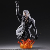 Static Arts Final Fantasy VII Sephiroth Bust