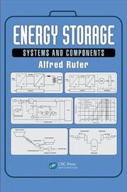 Energy Storage by Alfred Rufer