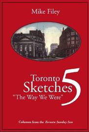 Toronto Sketches 5 by Mike Filey image