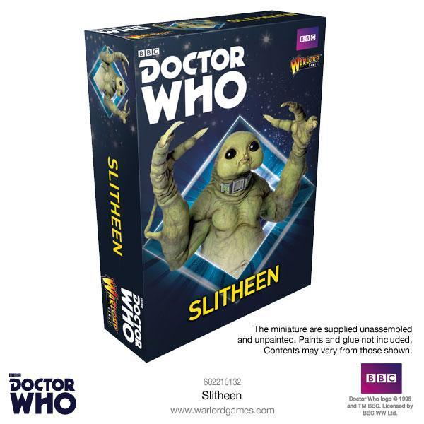 Doctor Who: Slitheen