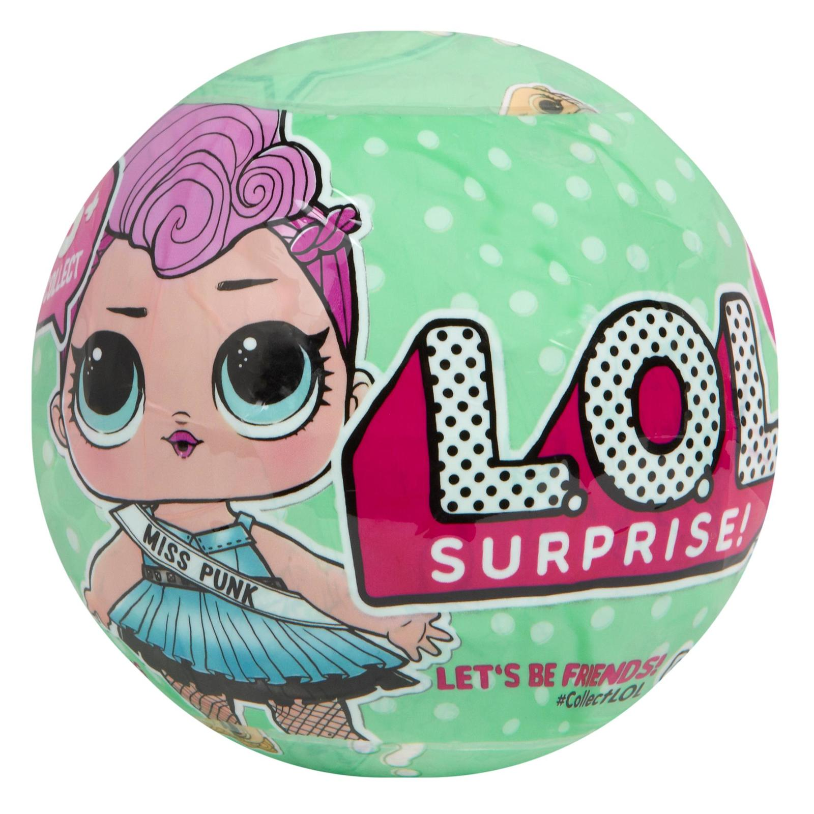L.O.L: Surprise! Doll - Series 2 (Blind Bag) image