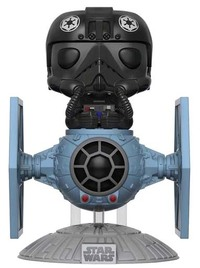 Star Wars - Tie Fighter & Pilot Pop! Deluxe Figure image