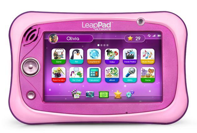 LeapFrog: LeapPad Ultimate - Purple