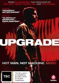 Upgrade on DVD