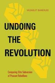Undoing the Revolution by Vasabjit Banerjee