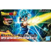 Dragon Ball: Figure-rise: SSGSS Vegetto - Model Kit