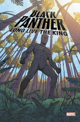 Black Panther: Long Live The King by Nnedi Okorafor