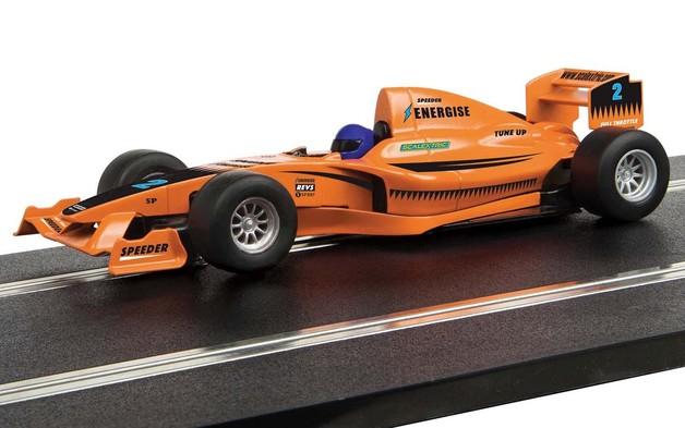 Scalextric: Start F1 Racing Car (Team Full Throttle) - Slot Car