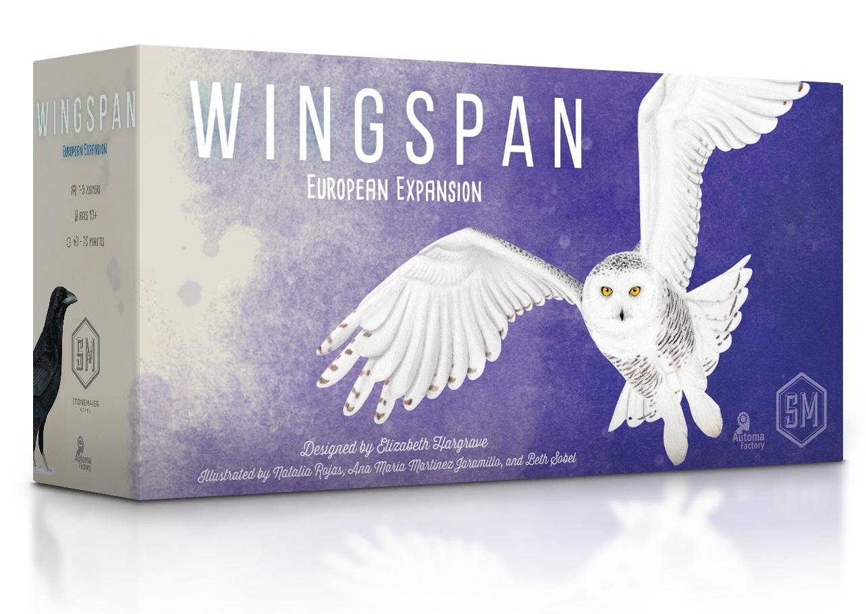 Wingspan European Expansion image