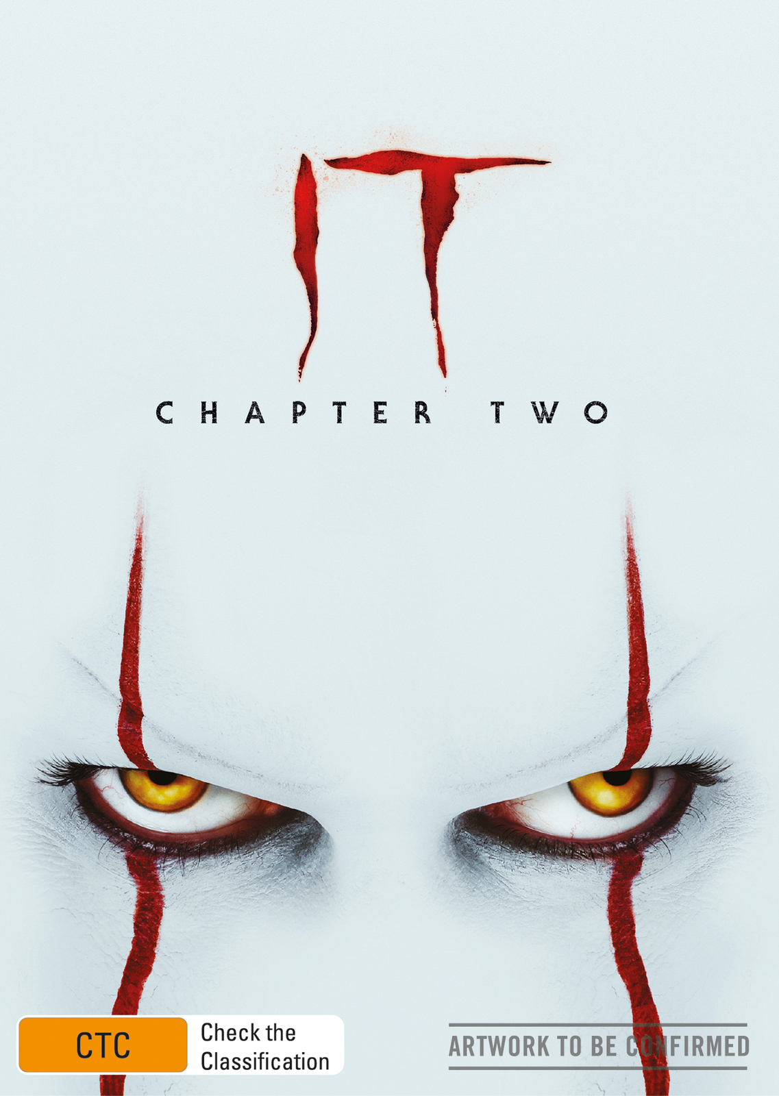 IT: Chapter 2 on DVD image