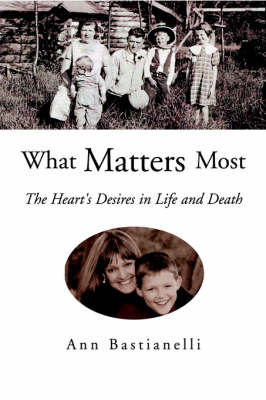 What Matters Most by Ann Bastianelli image