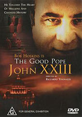 The Good Pope on DVD