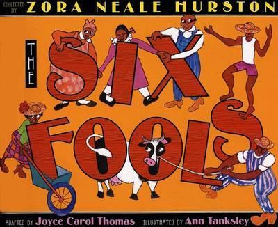 Six Fools by Hurston/Tanksley image