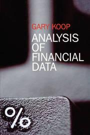 Analysis of Financial Data by Gary Koop