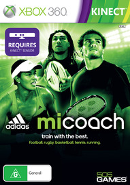 Adidas miCoach for Xbox 360