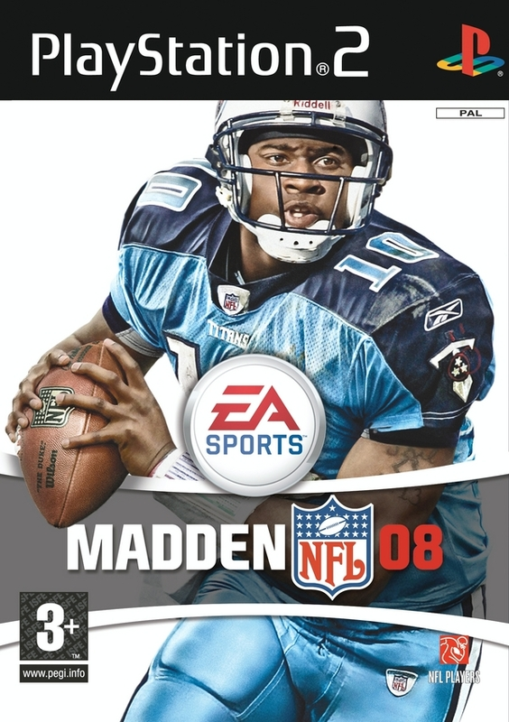 Madden NFL 08 for PlayStation 2