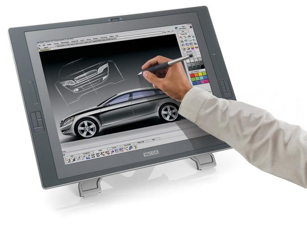 WACOM Wacom Cintiq 21 UX; Interactive LCD 21