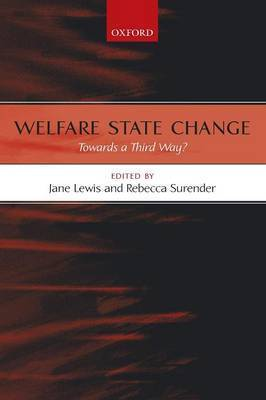 Welfare State Change