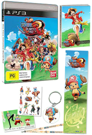 One Piece: Unlimited World Red Chopper Edition for PS3