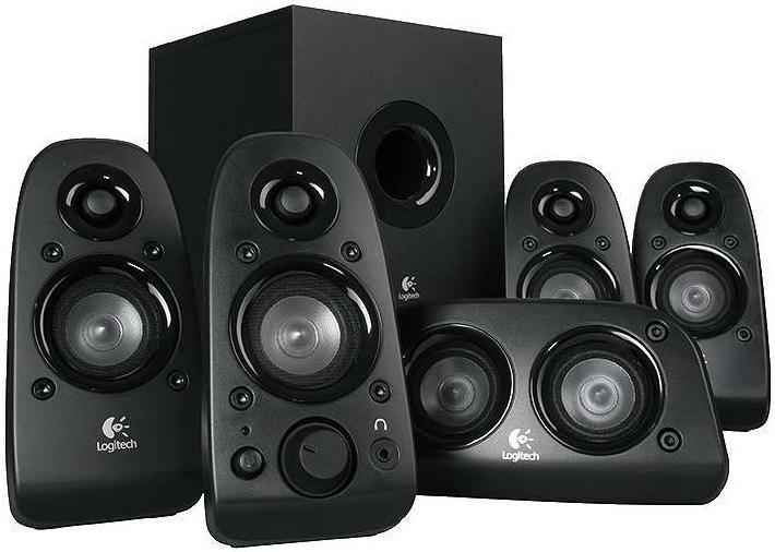 Logitech Z506 Speaker System image