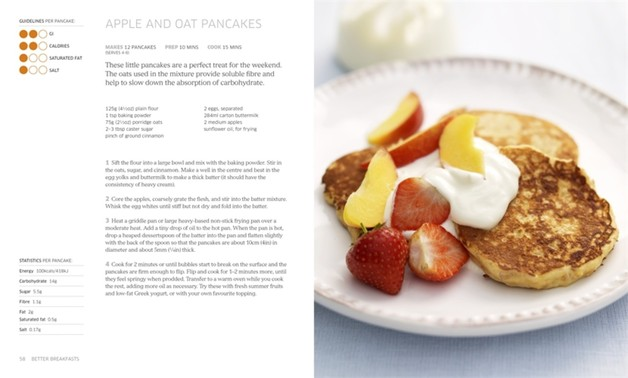 The Diabetes Cooking Book by Fiona Hunter