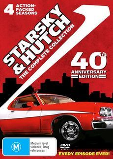 Starsky & Hutch - The Complete Collection on DVD image