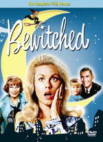 Bewitched - Complete Season 5 (4 Disc Set) on DVD