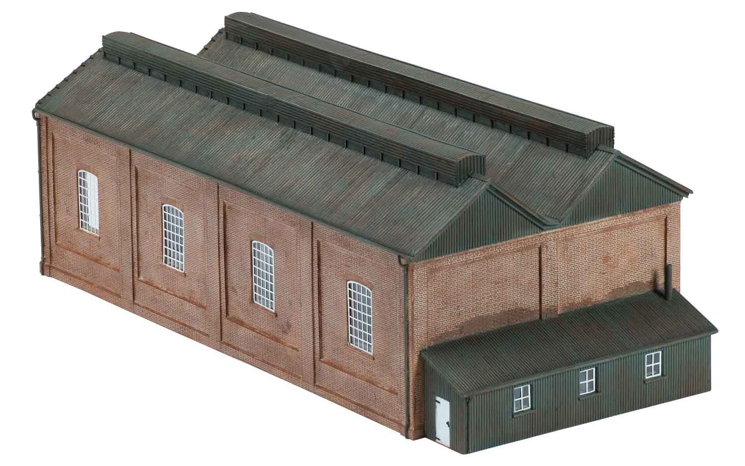 Hornby: Steam Shed (Double) image